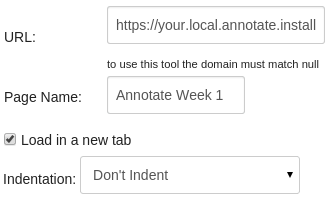 Annotate - Resources - Developer - Installation Guides - Canvas